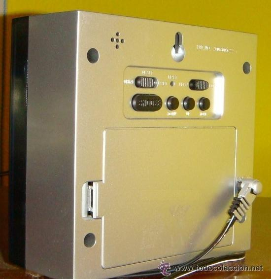 Despertadores antiguos: RELOJ CUBO DIGITAL DESPERTADOR SUPER-LEDS BRILLANTES ROJO - Foto 4 - 36514585