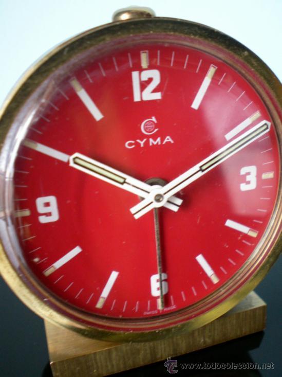 Despertadores antiguos: Reloj Despertador Cima - Foto 4 - 36638362