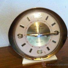 Despertadores antiguos: RELOJ DESPERTADOR VINTAGE. Lote 36973434