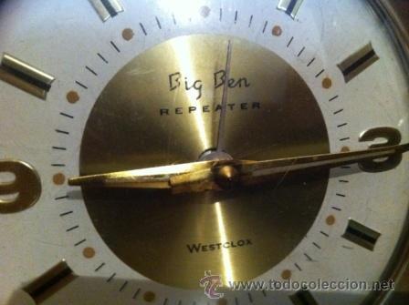 Despertadores antiguos: RELOJ DESPERTADOR VINTAGE - Foto 2 - 36973434
