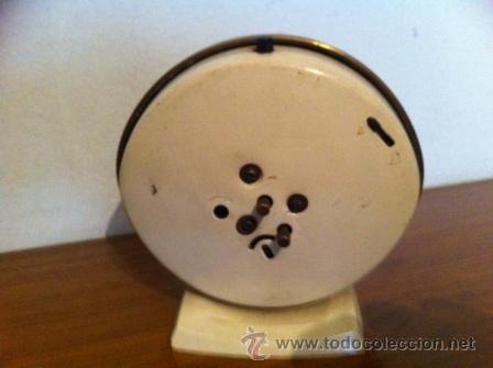 Despertadores antiguos: RELOJ DESPERTADOR VINTAGE - Foto 4 - 36973434