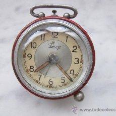 Despertadores antiguos: RELOJ DESPERTADOR MINIATURA . Lote 37089623