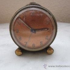 Despertadores antiguos: DESPERTADOR MINIATURA . Lote 37089997
