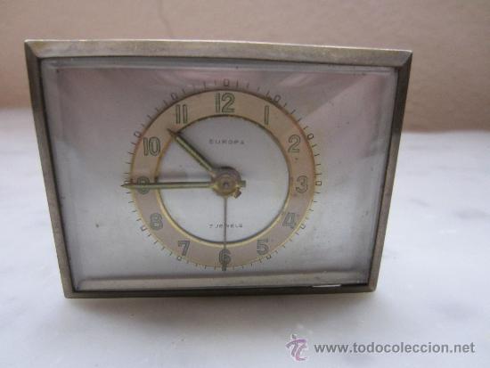 DESPERTADOR MINIATURA (Relojes - Relojes Despertadores)