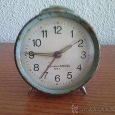 Despertadores antiguos: RELOJ DESPERTADOR. Lote 38062594