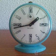 Despertadores antiguos: RELOJ DESPERTADOR BAYARD. Lote 38062621