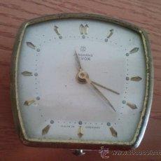Despertadores antiguos - RELOJ DESPERTADOR JUNGHANS BIVOX - 38062643