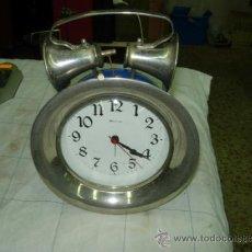 Despertadores antiguos: DESPERTADOR BLESSING. Lote 38091872