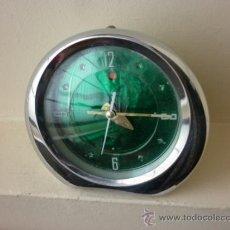 Despertadores antiguos: RELOJ DESPERTADOR AÑOS 60 CARGA MANUAL. Lote 38444869