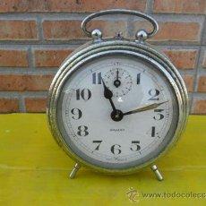 Despertadores antiguos: RELOJ DESPERTADOR BAYARD FRANCES. Lote 38731386