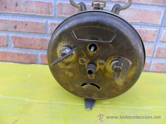 Despertadores antiguos: reloj despertadorKenzle duo - Foto 3 - 38731405