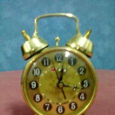 Despertadores antiguos: RELOJ DESPERTADOR. Lote 39744447