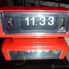 Despertadores antiguos: RELOJ DESPERTADOR SOBREMESA MEISTER ANKER. Lote 40456489