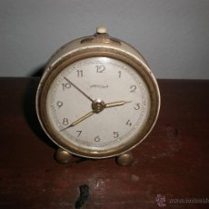 Despertadores antiguos: RELOJ DESPERTADOR. Lote 40614358