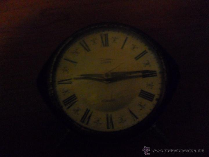 Despertadores antiguos: RELOJ DIEHL DILETTA 4 JEWELS - Foto 3 - 56348436