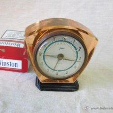 Despertadores antiguos: RELOJ DESPERTADOR. Lote 40743255