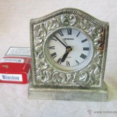 Despertadores antiguos: RELOJ DESPERTADOR. Lote 40743519