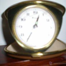 Despertadores antiguos: DESPERTADOR DE VIAJE. Lote 41731186