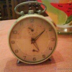 Despertadores antiguos: RELOJ DESPERTADOR. Lote 42849526