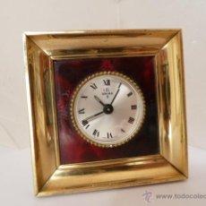 Despertadores antiguos: RELOJ DESPERTADOR, CARGA MANUAL . Lote 44464999