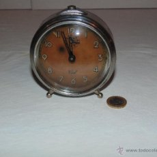Despertadores antiguos: ANTIGUO RELOJ DESPERTADOR CID. Lote 44792578