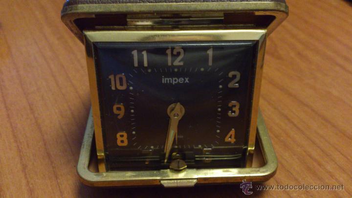 RELOJ IMPEX (Relojes - Relojes Despertadores)