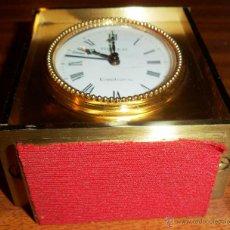 Despertadores antiguos: RELOJ DESPERTADOR PULER ELECTRONIC.. Lote 46473183