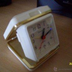 Despertadores antiguos: RELOJ PENTACON QUARTZ CON ESTUCHE. Lote 46935007
