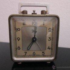 Despertadores antiguos: DESPERTADOR DEP FRANCES VEAN FOTOGRAFIAS. Lote 47073663
