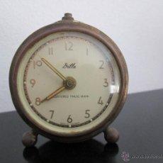 Despertadores antiguos: DESPERTADOR ALEMAN DILLE. Lote 47087488