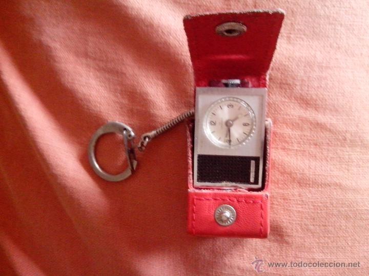 RELOJ DESPERTADOR LLAVERO (Relojes - Relojes Despertadores)