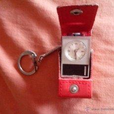 Despertadores antiguos: RELOJ DESPERTADOR LLAVERO. Lote 47615585