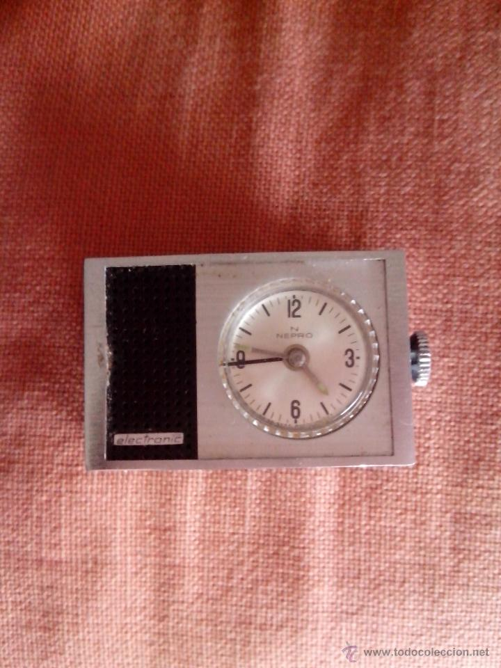 Despertadores antiguos: Reloj Despertador llavero - Foto 2 - 47615585