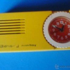 Despertadores antiguos: RELOJ DESPERTADOR MINIBOY. Lote 47657353