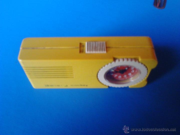 Despertadores antiguos: RELOJ DESPERTADOR MINIBOY - Foto 2 - 47657353