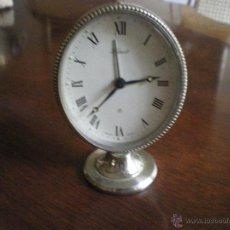 Despertadores antiguos: RELOJ DESPERTADOR DE SOBREMESA. Lote 47675801