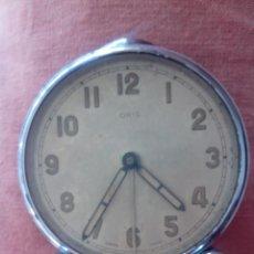 Despertadores antiguos: RELOJ DESPERTADOR ORIS. Lote 47755799