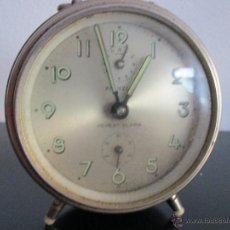 Despertadores antiguos: DESPERTADOR KIENZLE VEAN FOTOGRAFIAS Y DESCRIPCION. Lote 48586676