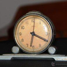 Despertadores antiguos: ANTIGUO DESPERTADOR ORIS. Lote 49181958