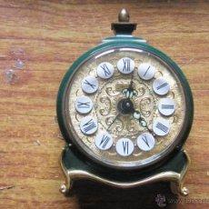Despertadores antiguos: RELOJ JERGER PARA PIEZAS O RESTAURACION. Lote 49400757