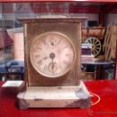 Despertadores antiguos: DESPERTADOR A CUERDA CON LLAVE PPCIPIOS 1900. Lote 49599734