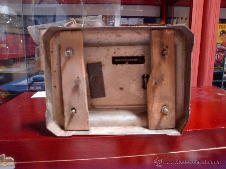 Despertadores antiguos: DESPERTADOR A CUERDA CON LLAVE PPCIPIOS 1900 - Foto 4 - 49599734