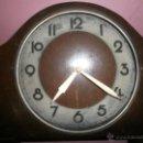Despertadores antiguos: RELOJ DE SOBREMESA DESPERTADOR. Lote 49676179