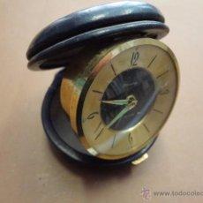 Despertadores antiguos: ANTIGUO RELOJ DESPERTADOR BLESSING - FUNCIONANDO - PB05. Lote 49845443