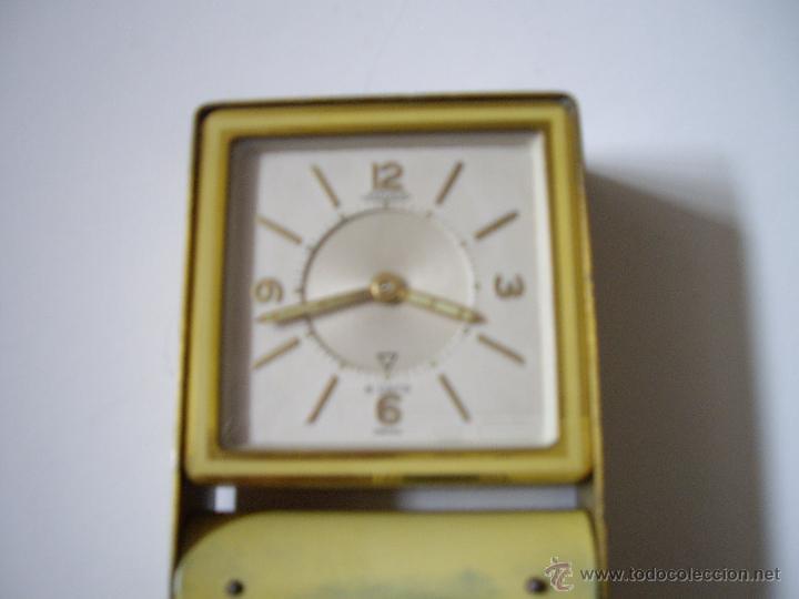 RELOJ JAEGER OCHO DIAS (Relojes - Relojes Despertadores)