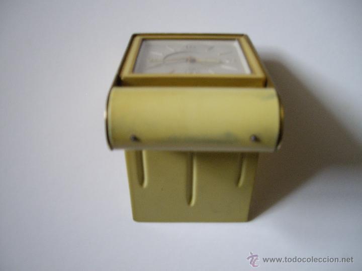 Despertadores antiguos: RELOJ JAEGER OCHO DIAS - Foto 5 - 49979953