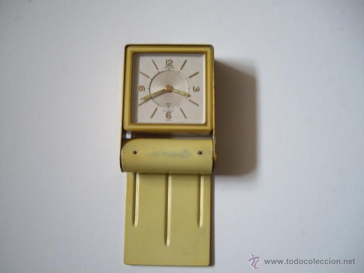 Despertadores antiguos: RELOJ JAEGER OCHO DIAS - Foto 6 - 49979953