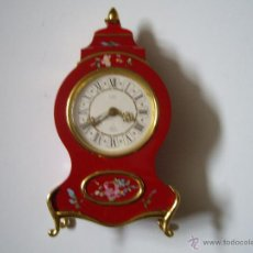 Despertadores antiguos: RELOJ DESPERTADOR DIMA. Lote 49982720