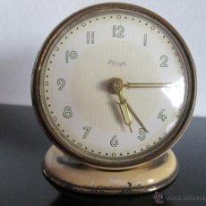 Despertadores antiguos: KIENZLE DESPERTADOR ALEMAN . Lote 50235702