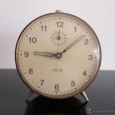 Despertadores antiguos: META . Lote 50661274